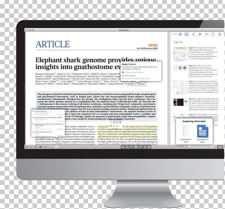 ReadCube Management Business Intelligence Logistics Graphics