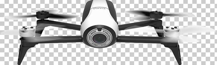 Parrot Bebop Drone Parrot Bebop 2 Parrot AR.Drone Quadcopter Unmanned Aerial Vehicle PNG, Clipart, Aircraft, Angle, Animals, Bebop, Black And White Free PNG Download