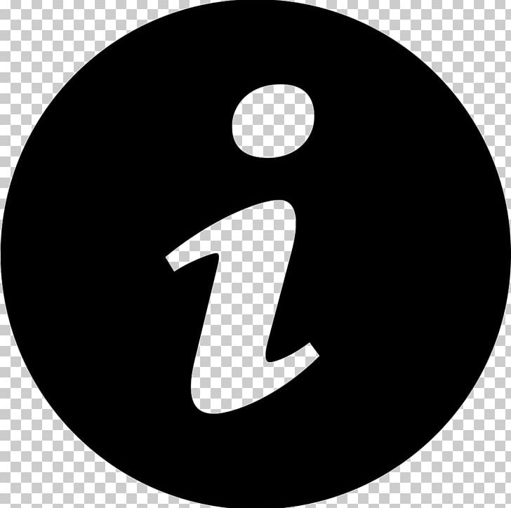 Computer Icons Information Logo Encapsulated PostScript PNG, Clipart, Black And White, Cdr, Circle, Computer Icons, Download Free PNG Download
