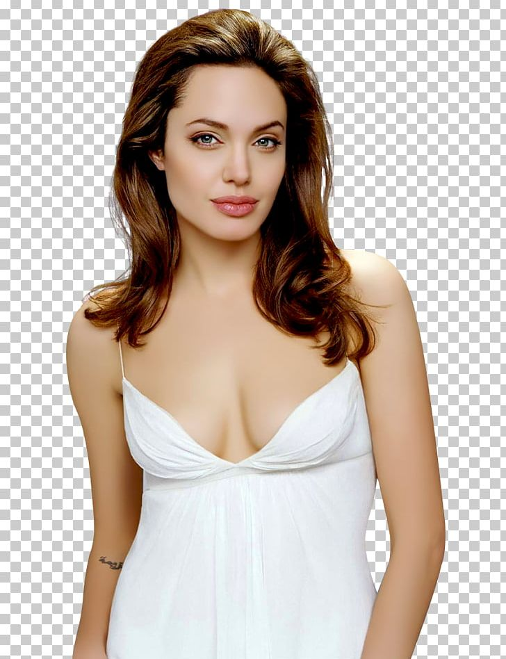 Angelina Jolie Hollywood Female Actor Model PNG, Clipart, Actor, Actress, Beauty, Brassiere, Brown Hair Free PNG Download
