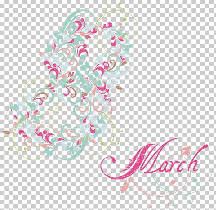 International Women's Day March 8 Computer Icons PNG, Clipart, Circle, Computer Icons, Encapsulated Postscript, Floral Design, Flower Free PNG Download
