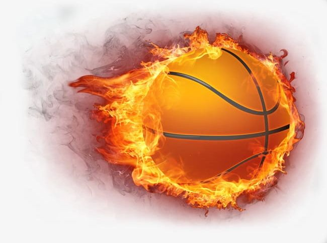 Basketball Fire Burning Sports Icon PNG, Clipart, Backgrounds, Ball, Basketball, Basketball Clipart, Black Color Free PNG Download