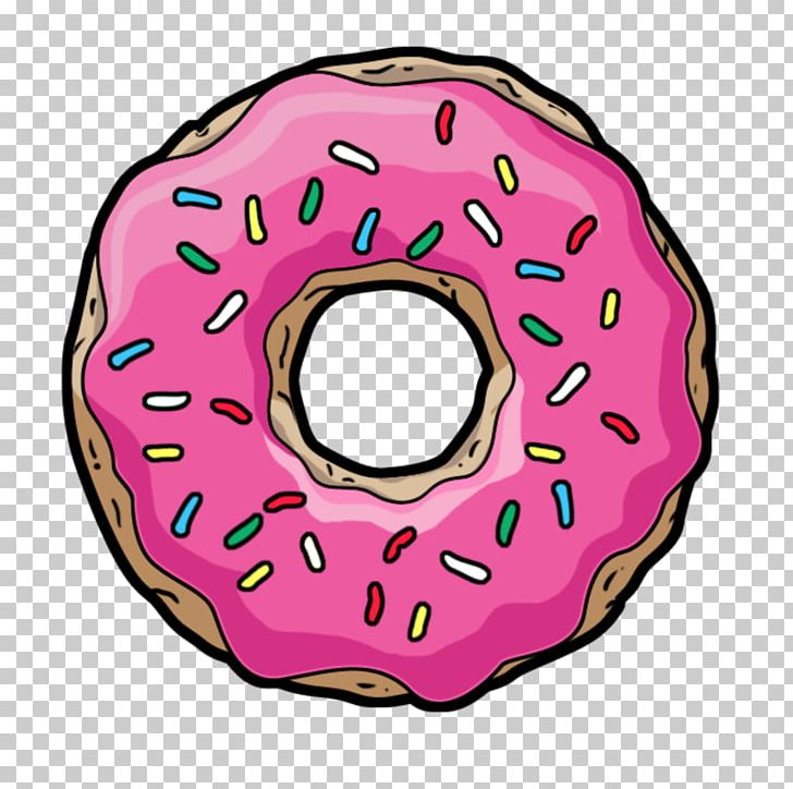 Donut wallpaper. Emoji drawing donuts desktop