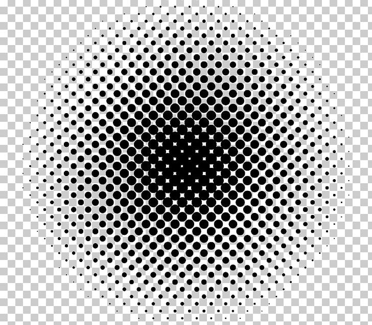 Halftone PNG, Clipart, Area, Black, Black And White, Circle, Continuous Tone Free PNG Download