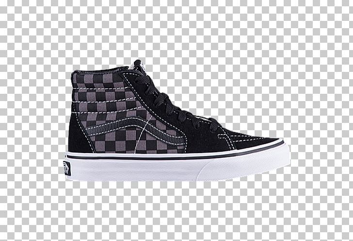 black vans foot locker