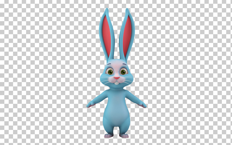 Easter Bunny PNG, Clipart, Animal Figure, Animation, Cartoon, Easter Bunny, Figurine Free PNG Download
