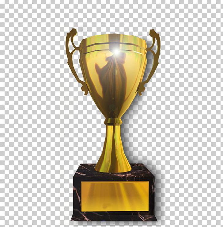 Certificate trophy. Template academic award medal