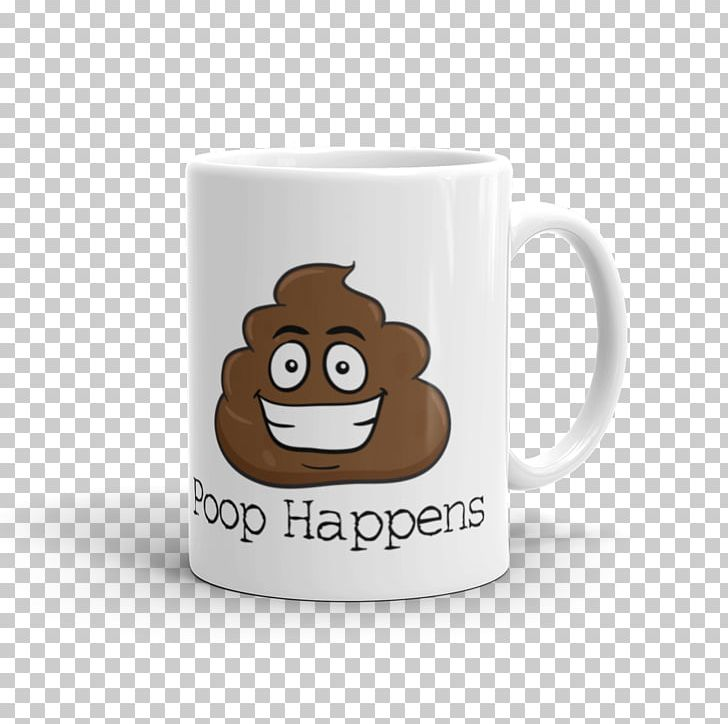 Mug Pile Of Poo Emoji Feces Ceramic PNG, Clipart, Brand, Brown, Caffeine, Ceramic, Coffee Cup Free PNG Download