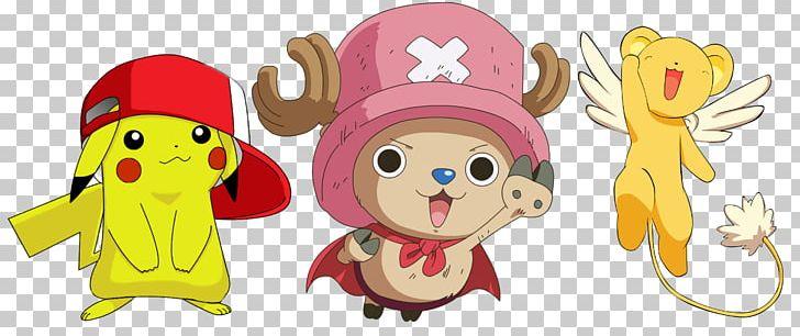 Tony Tony Chopper Monkey D Luffy One Piece Roronoa Zoro