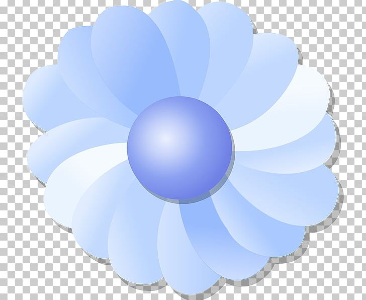 Blue Flower PNG, Clipart, Animation, Azure, Blue, Blue Flower, Cartoon Free PNG Download