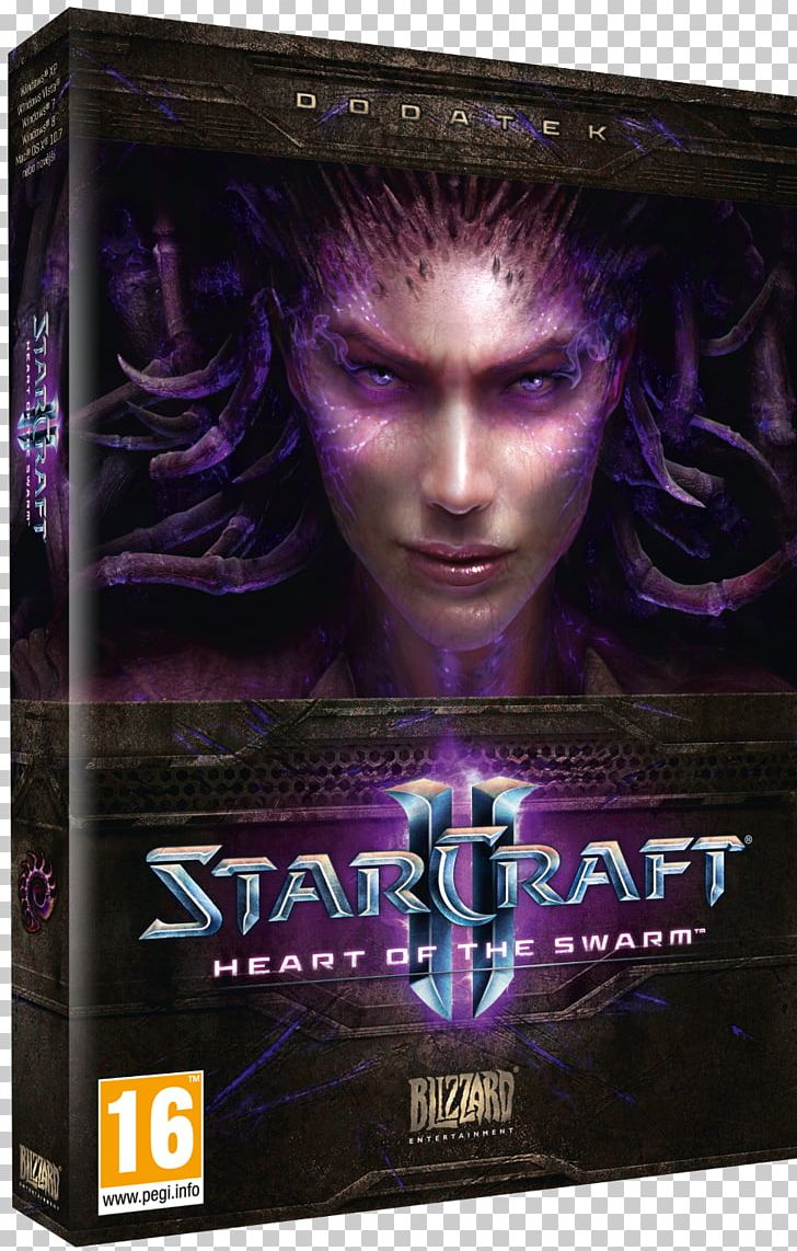 StarCraft II: Heart Of The Swarm StarCraft: Remastered Video Game