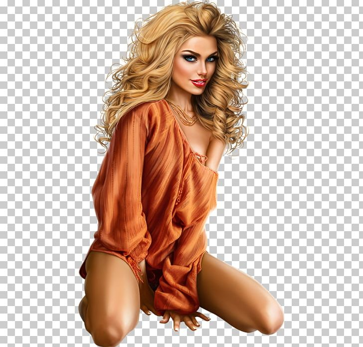3D Computer Graphics Woman Girl Art PNG, Clipart, 3d Computer Graphics, Art, Babs Babs, Blond, Brown Hair Free PNG Download