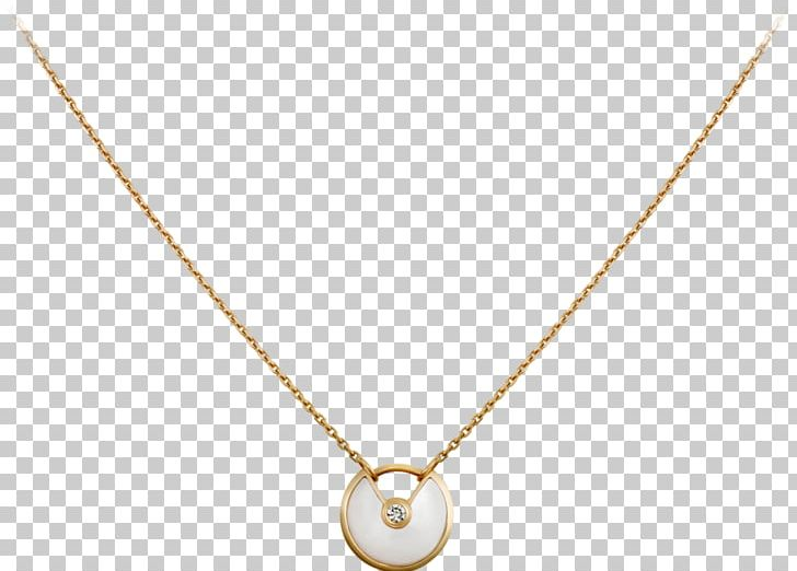 Cartier Necklace Diamond Jewellery Gold PNG, Clipart, Amulet, Body Jewelry, Brilliant, Carat, Cartier Free PNG Download