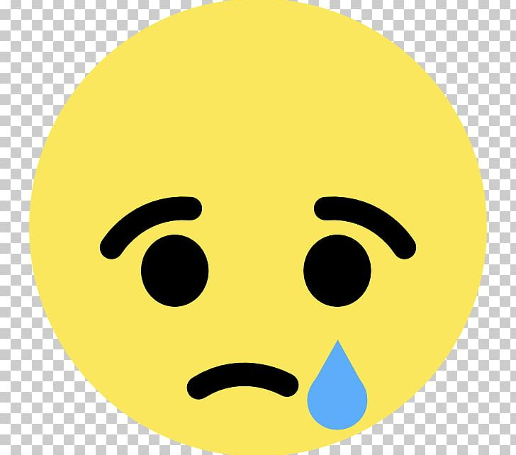 Smiley Facebook Emoticon Sadness Emoji PNG, Clipart, Button