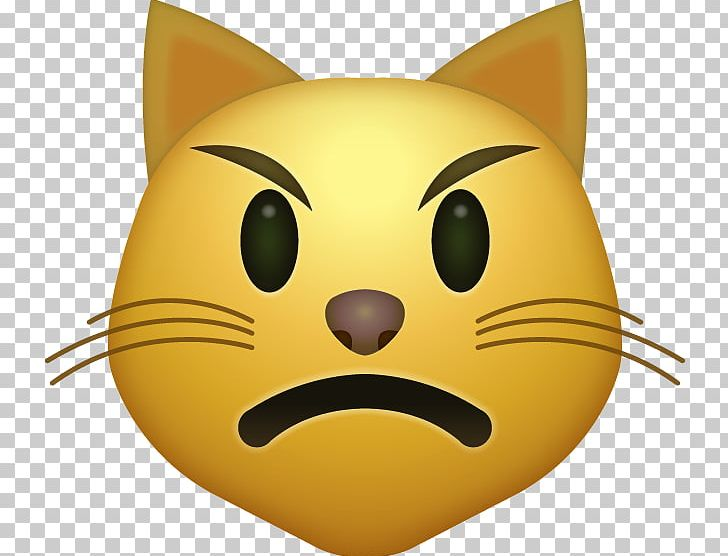 Face With Tears Of Joy Emoji Cat IPhone PNG, Clipart, Apple Color Emoji, Carnivoran, Cartoon, Cat, Cat Like Mammal Free PNG Download