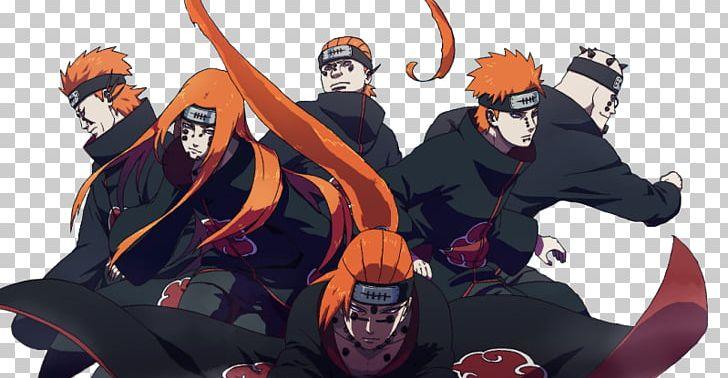 Pain Naruto Uzumaki Sasuke Uchiha Madara Uchiha Jiraiya Png