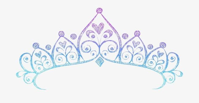 Crown Princess PNG, Clipart, Crown, Crown Clipart, Crown Clipart, Elegant, Gradient Free PNG Download