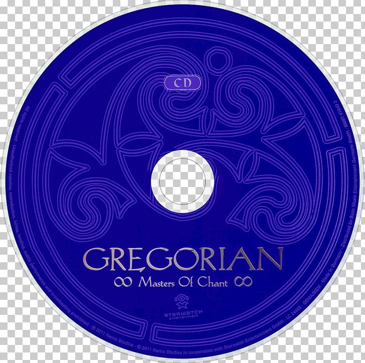 Gregorian Christmas Chants.Compact Disc Christmas Chants Gregorian Special Edition Png
