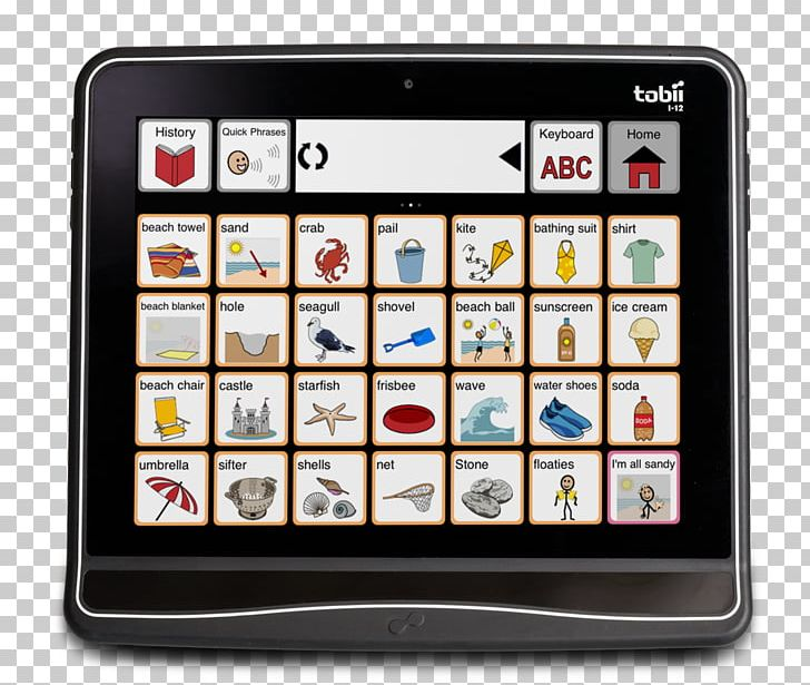 Augmentative And Alternative Communication Assistive
