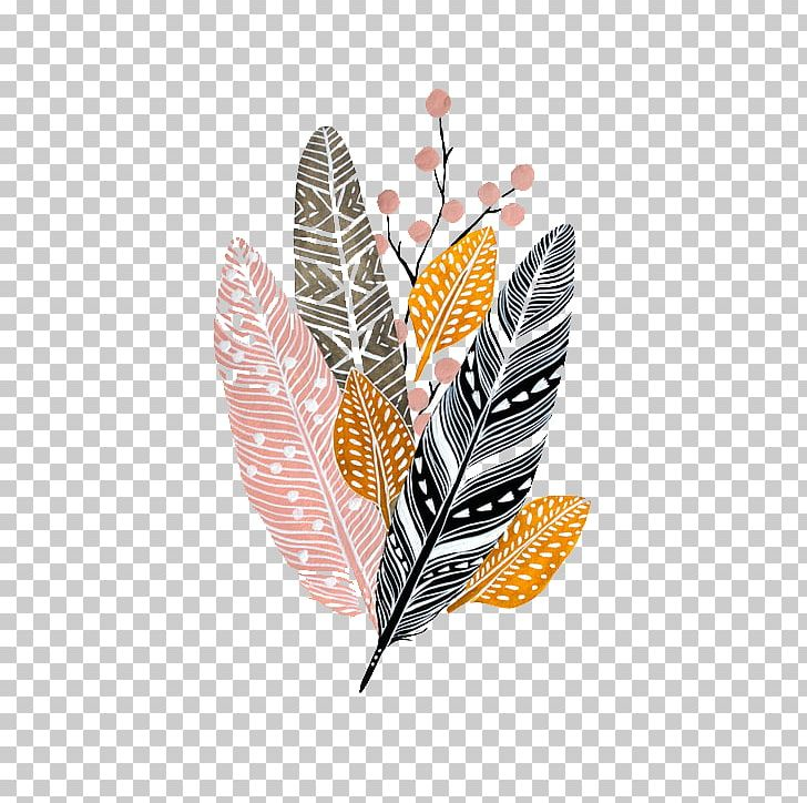 Paper Drawing Watercolor Painting Feather PNG, Clipart, Animals, Art, Background, Background Material, Background Vector Free PNG Download