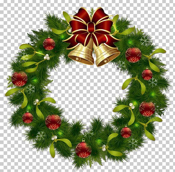 Wreath Christmas Garland Png Clipart Advent Bells Blog