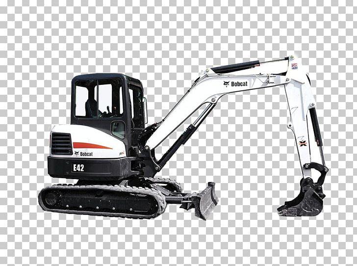 Compact Excavator Bobcat Company Skid-steer Loader PNG