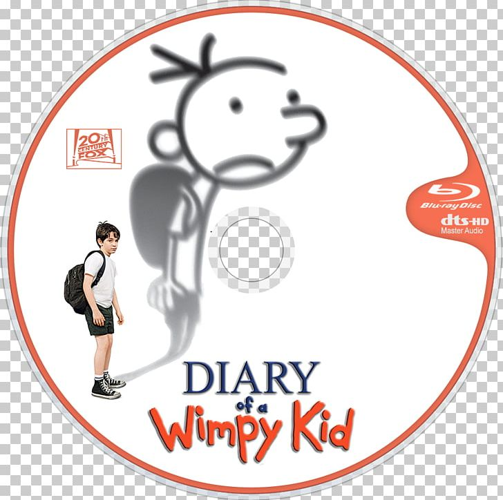 Diary Of A Wimpy Kid Rodrick Rules Greg Heffley Dvd Film Png Clipart Area Brand Circle