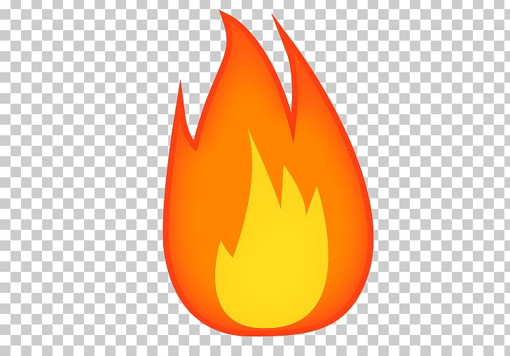 Fire emoji 5 flame. Emoticon text messaging sms
