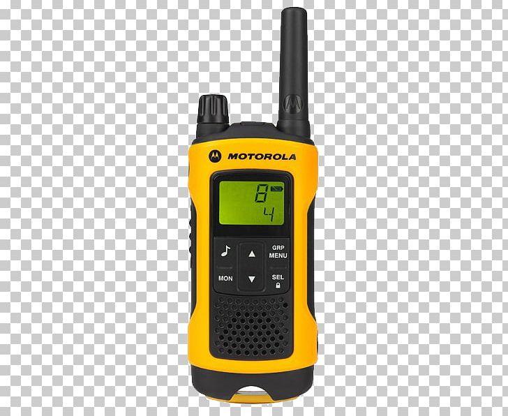 PMR446 Two-way Radio Walkie-talkie Motorola TLKR T80 Walkie Talkie PNG, Clipart, Communication Device, Droid Razr M, Electronic Device, Electronics, Hardware Free PNG Download