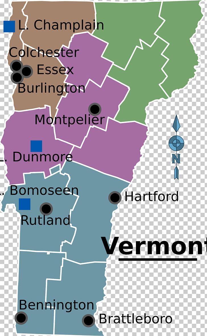 Map Of New York And Vermont.Frontiere Entre Le Vermont Et L Etat De New York Derby Line Canada