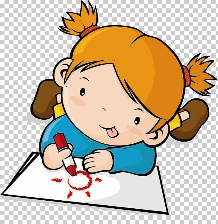 Childrens Drawing Png Clipart Boy Cartoon Child Children Frame Childrens Clothing Free Png Download
