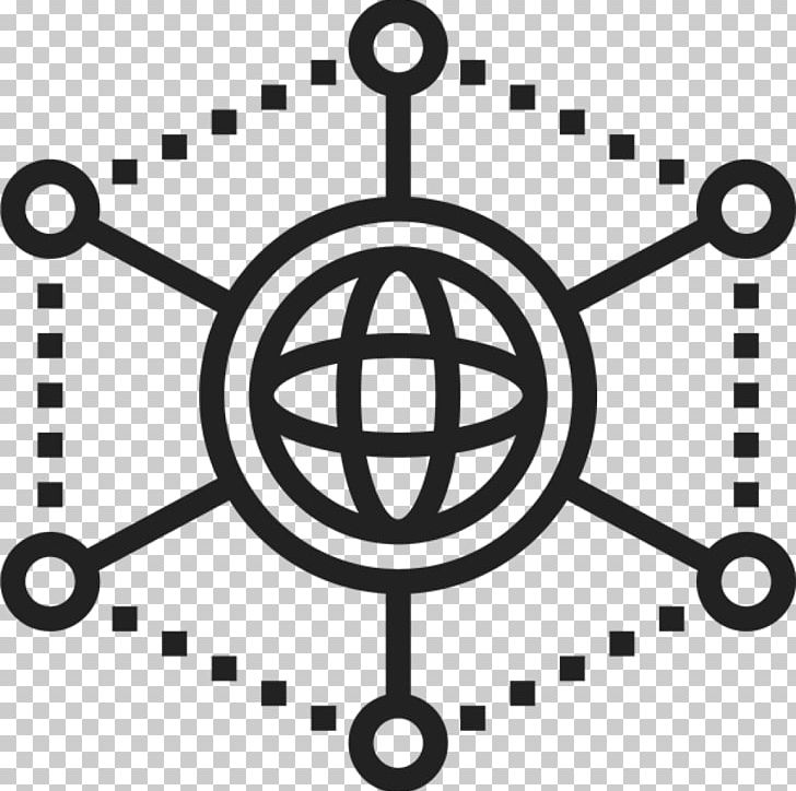 Computer Icons Blockchain Icon Design PNG, Clipart, Area, Bitcoin, Black And White, Blockchain, Circle Free PNG Download
