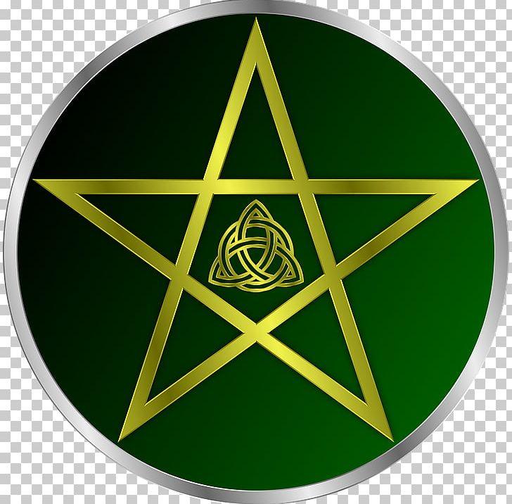 Pentagram Satanism Sigil Of Baphomet Pentacle PNG, Clipart, Baphomet, Circle, Drawing, Emblem, Green Free PNG Download