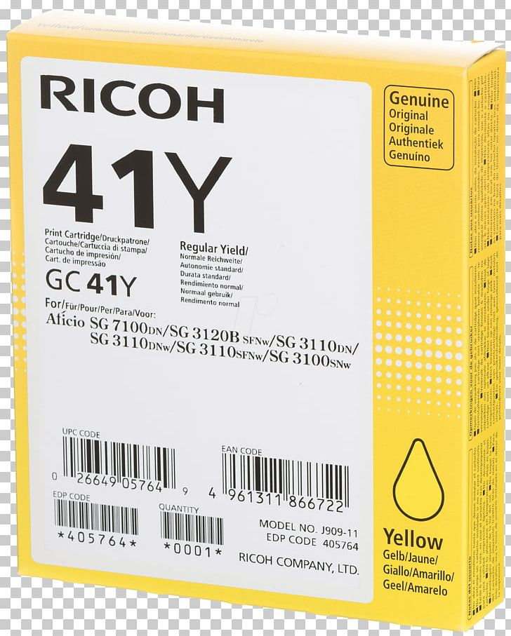 Ink Cartridge Ricoh Toner Printer PNG, Clipart, Brand, Cdn