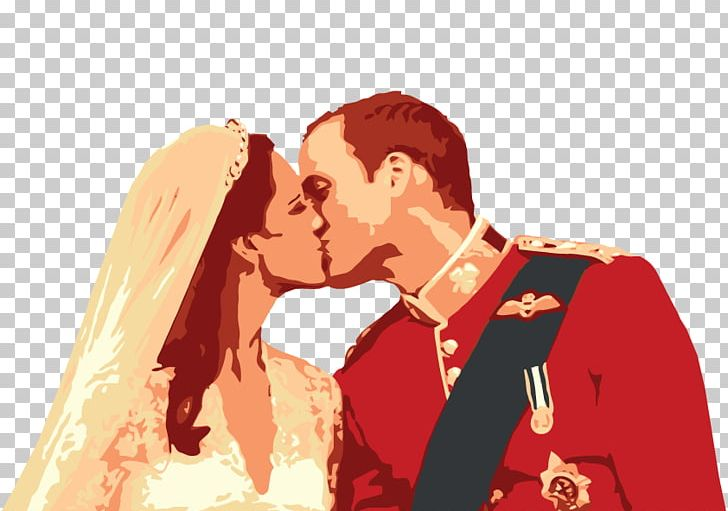 Clarence House Wedding Of Prince William And Catherine Middleton Free British Royal Family PNG, Clipart, Art, Couple Kiss, Friendship, Girl, Happy Birthday Vector Images Free PNG Download