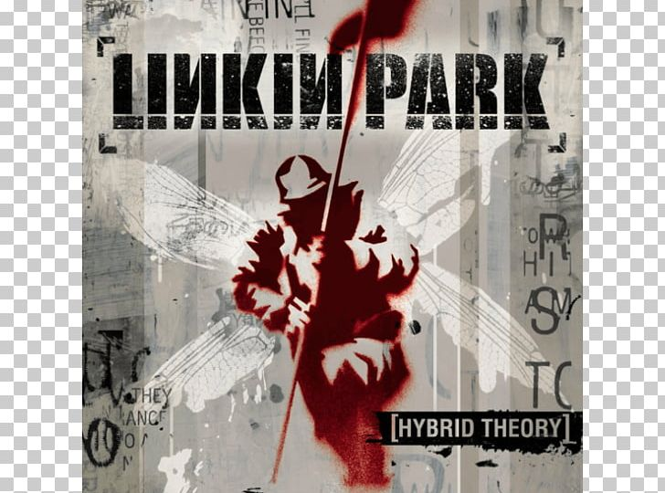 Hybrid Theory Linkin Park Album Papercut Music Png Clipart