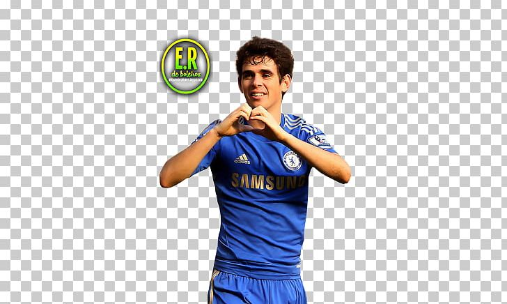 100% authentic 1735d 9b332 Oscar Chelsea F.C. Football Earth Jersey PNG, Clipart, Aaron ...