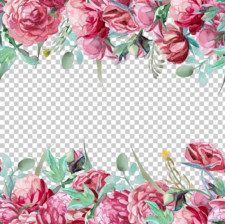 Garden Roses Flower Pattern PNG, Clipart, Artificial Flower, Cartoon, Design, Download, Encapsulated Postscript Free PNG Download