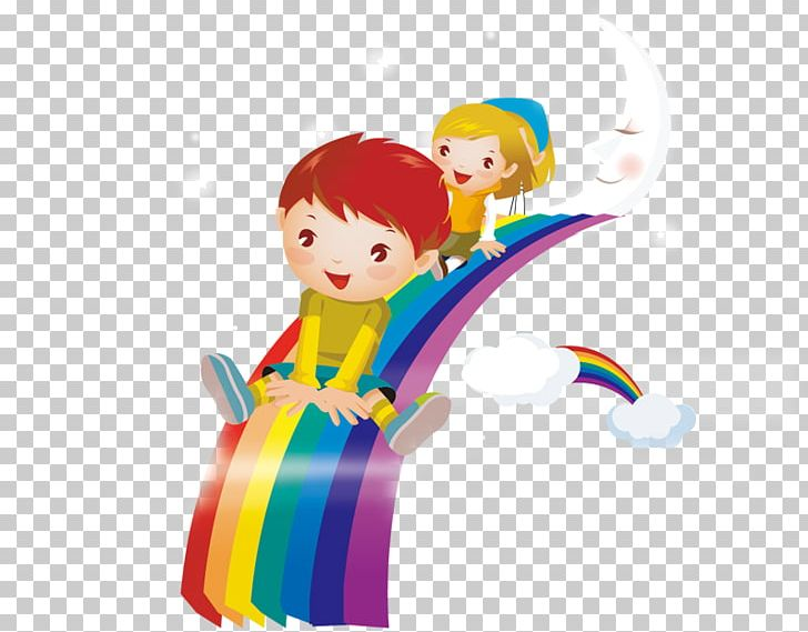 Rainbow Adobe Illustrator Computer File PNG, Clipart, Adult Child