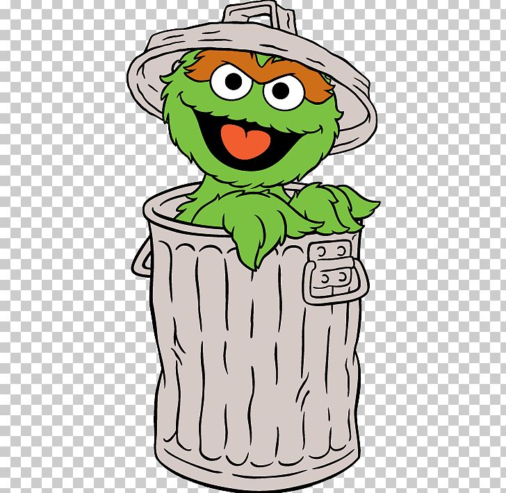 Oscar The Grouch Elmo Big Bird Ernie Bert Png Clipart Abby