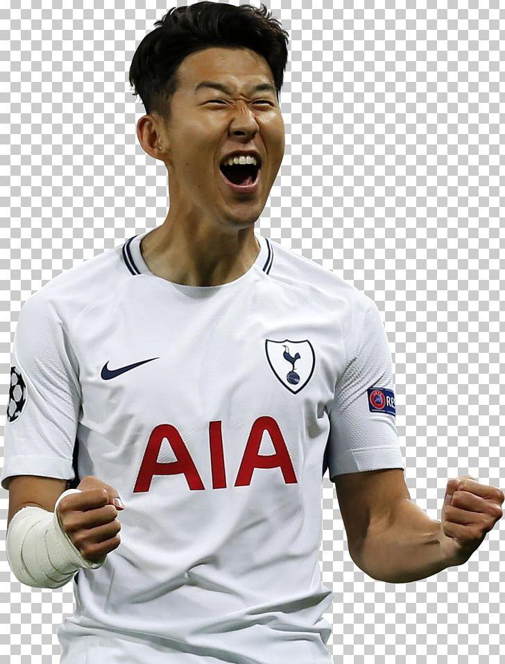 100% authentic 6108f c7d3d Son Heung-min Tottenham Hotspur F.C. Premier League 2018 ...