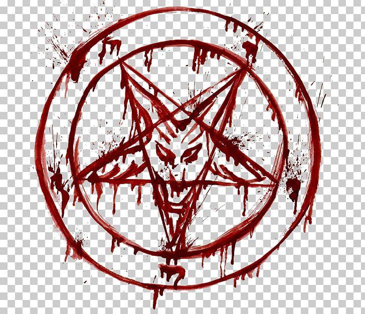 Sigil Of Baphomet Lucifer Pentagram PNG, Clipart, Art, Artwork, Baphomet, Black And White, Circle Free PNG Download