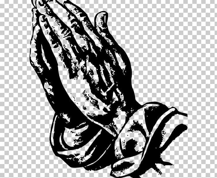 Praying Hands Prayer PNG, Clipart, Amphibian, Art, Artwork, Bird, Black And White Free PNG Download