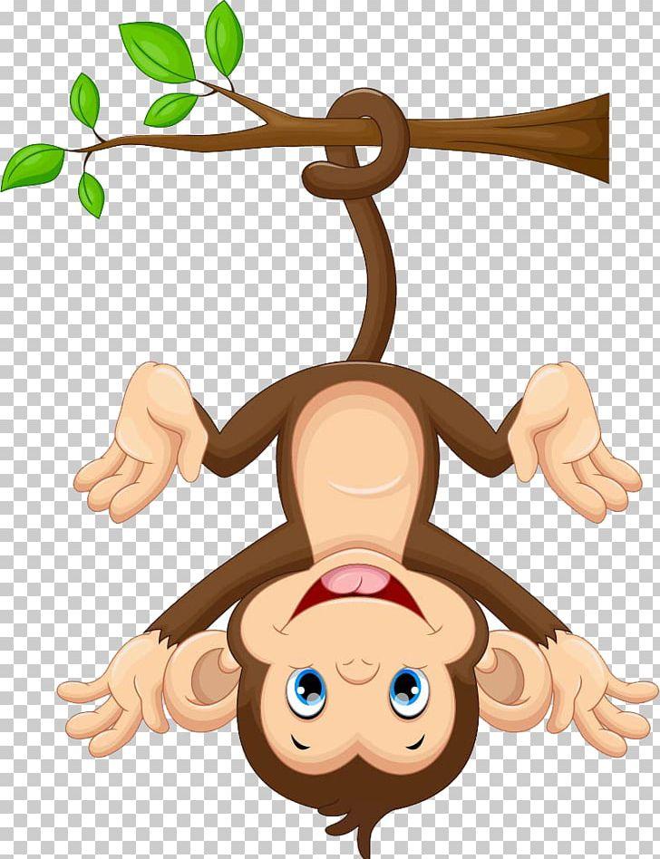 Monkey Cartoon PNG, Clipart, Animals, Cartoon, Clip Art, Drawing, Finger Free PNG Download