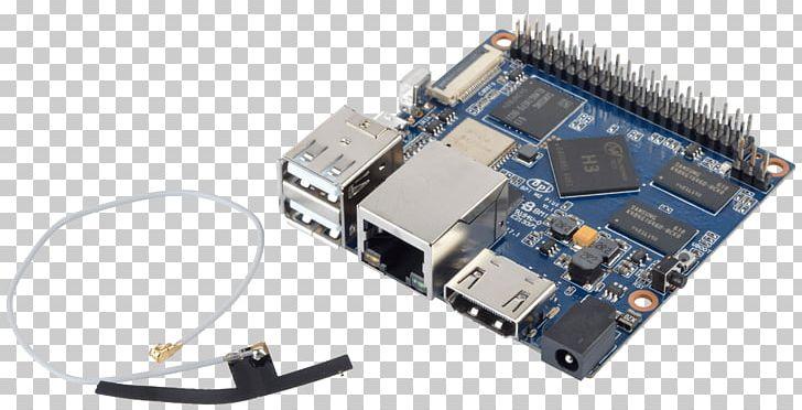 Microcontroller Banana Pi Raspberry Pi Armbian Single-board Computer