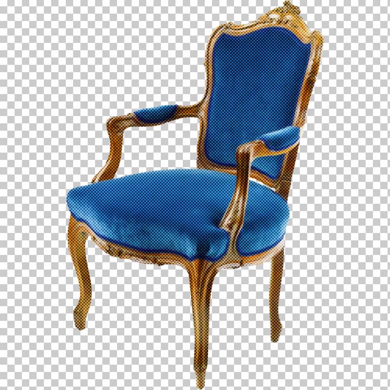 Chair Furniture Blue Cobalt Blue Turquoise PNG, Clipart, Antique, Blue, Chair, Cobalt Blue, Electric Blue Free PNG Download