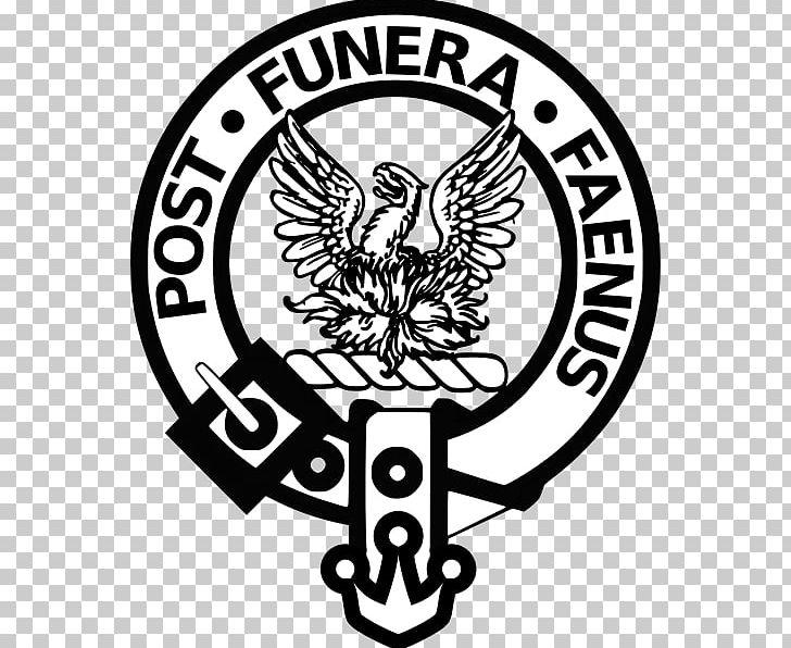 Scottish Crest Badge Clan Donald Clan MacLeod Scottish Clan Clan