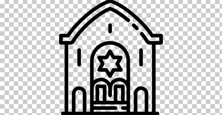 Synagogue Temple In Jerusalem Judaism Place Of Worship PNG, Clipart, Area, Black And White, Brand, Computer Icons, Flaticon Free PNG Download