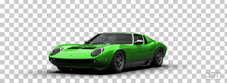 Lamborghini Miura Model Car Automotive Design Png Clipart