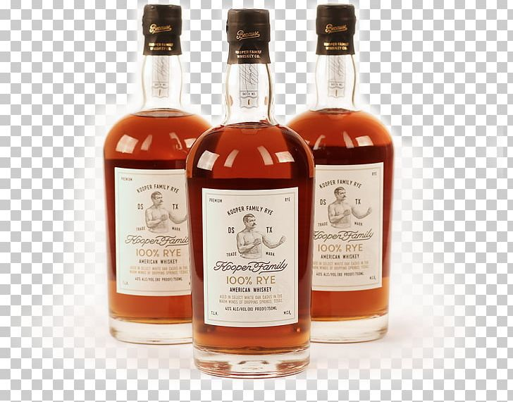 Liqueur Kooper Family Whiskey Co. Dripping Springs Rye Whiskey PNG, Clipart, Alcoholic Beverage, Austin, Bmd, Bottle, Calligraphy Free PNG Download